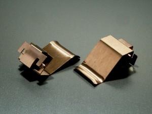 高強度SUS鋼の曲げ加工